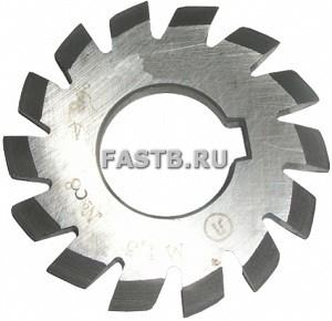 фреза дисковая пазовая затылованная