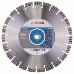 Алмазный диск Best for Stone350-20/25,4 Bosch (2608602648)